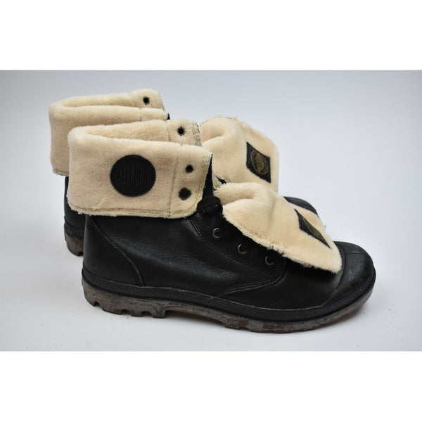 Palladium Fur-Lined Boots