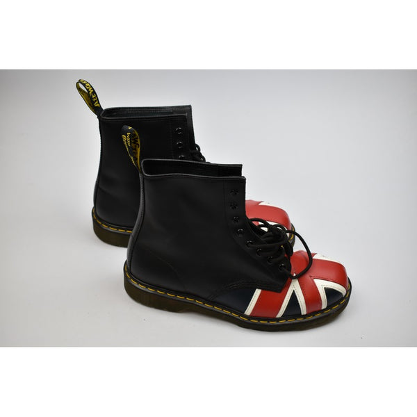 Dr. Martens with Union Jack