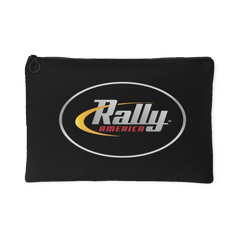 Rally America Logo - Accessory Pouch