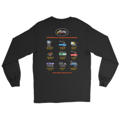 Rally America 2018 Series Event Long Sleeve T-Shirt