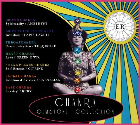 Chakra Gemstone Collection Launched