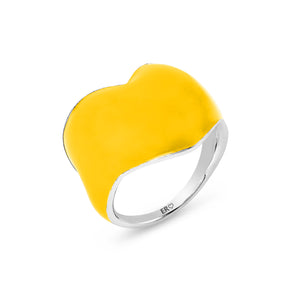 THE HEART RING - MELLOW YELLOW