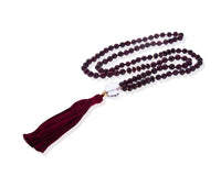 Mala Rocks Passion + Success Mala Necklace