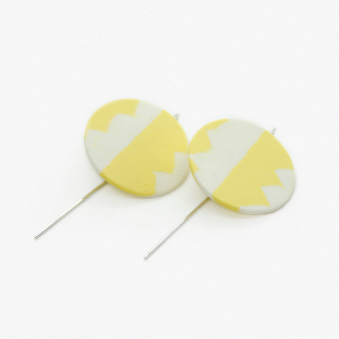 African Sun Spherical Pins