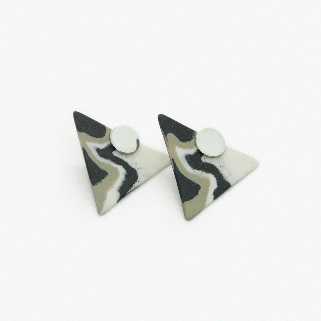 Limitless Triangle Studs