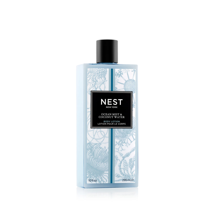 Ocean Mist & Coconut Water Body Lotion