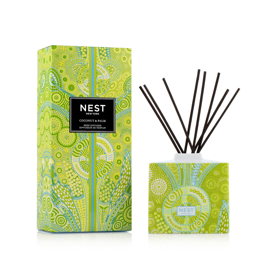 Coconut & Palm Reed Diffuser