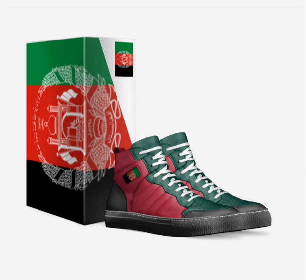 "Afghanistan - ""O Sun of Freedom"" - Gemelli Fashion"