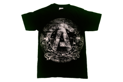 "Atreyu - ""Congregation of the Damned"" Silver T Shirt"