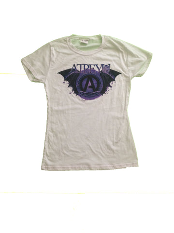 "Atreyu - Girl's ""Bat Wing"" T Shirt"