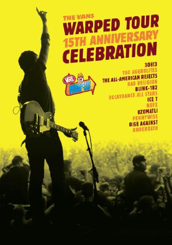 Vans Warped Tour 15th Anniversary DVD