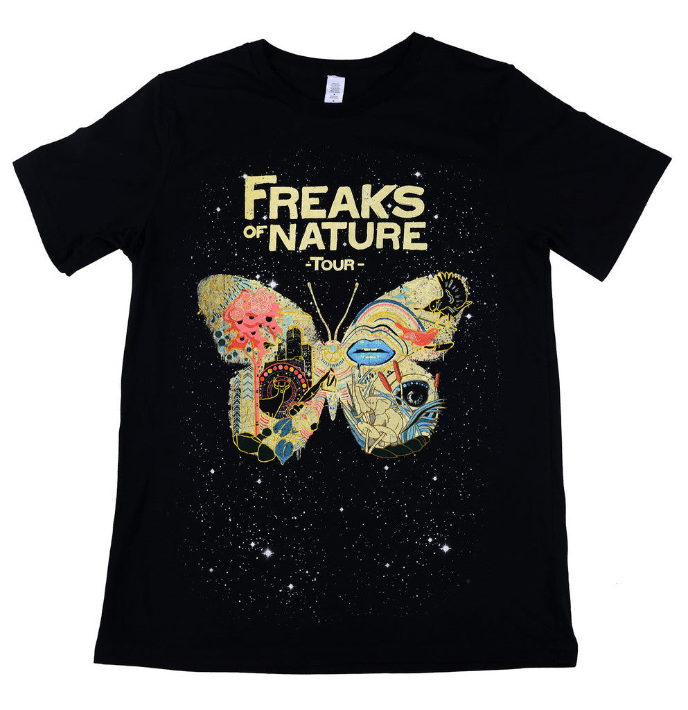 Freaks Of Nature Tour T Shirt