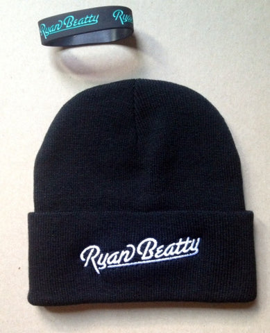 Ryan Beatty Beanie w/ wristband