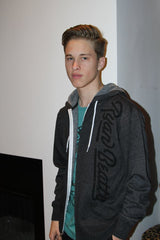 Ryan Beatty Hoodie and Beanie Bundle w/ wristband