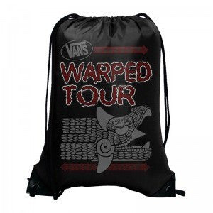Warped Tour Cinch Bag