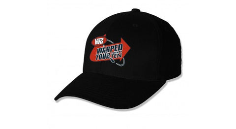 Warped Tour 2010 Arrow Logo Hat
