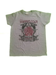 Warped Tour 2013 Grey T Shirt