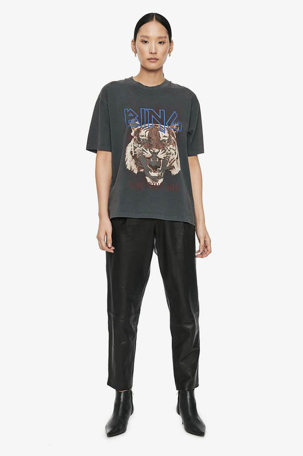 ANINE BING TIGER T-SHIRT