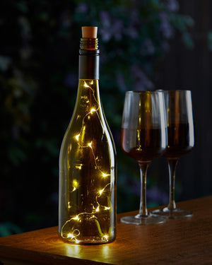 Bottle It! # LED dekorácia do fľaše
