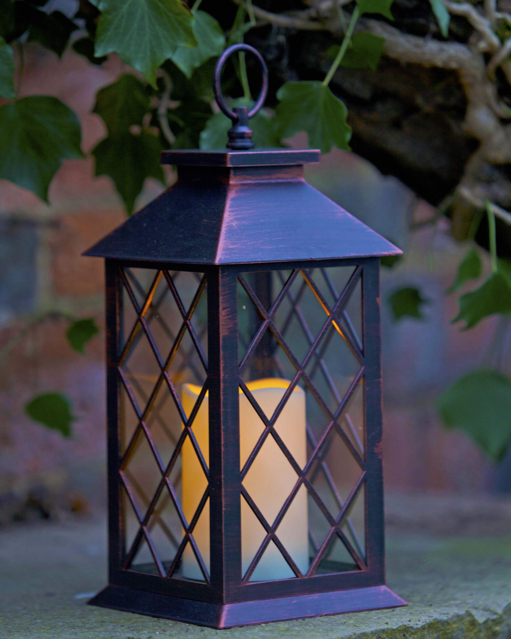 Lattice Lantern # LED lampáš