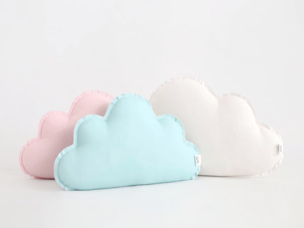 Cloud pillow Cloud cushion Nursery decor Girl room Boy room Baby shower gift Baby pillow Kids cushion Kids room decor New baby unique gift