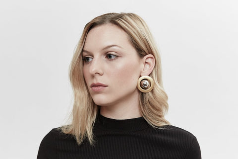 Past Present Future Earrings