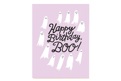 Birthday Boo Card