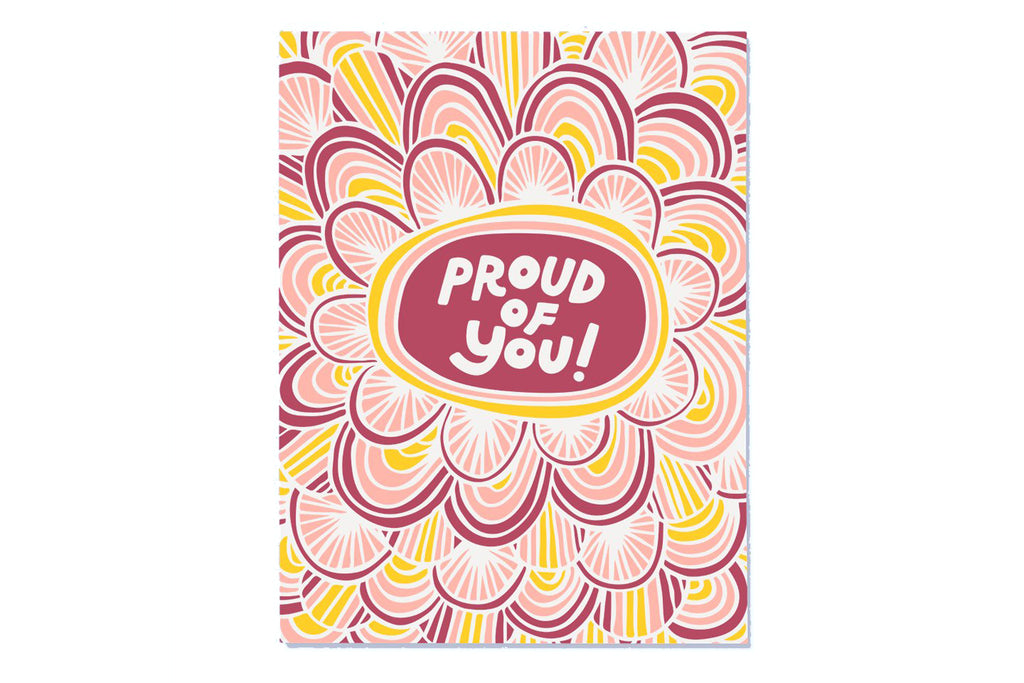 Proud of You Card