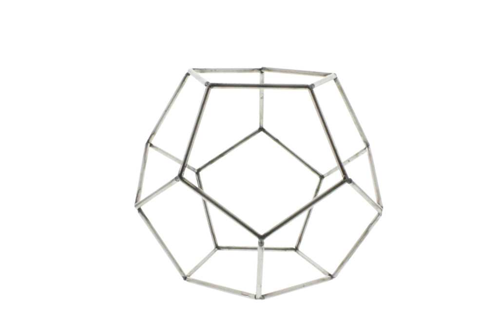 Steel Dodecahedron