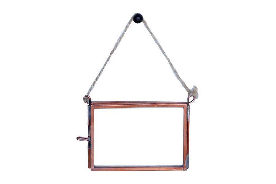 Copper Hanging Frame