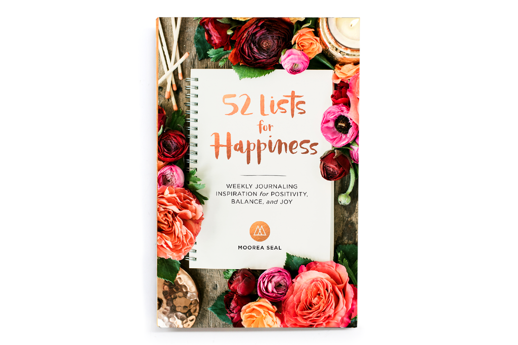 52 Lists for Happiness