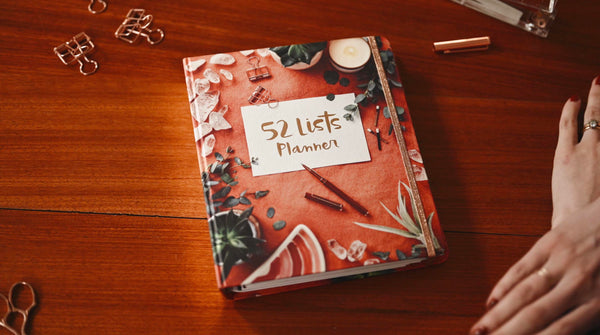 52 Lists Planner