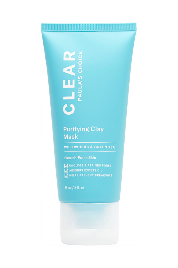 Clear: Purifying Clay Mask