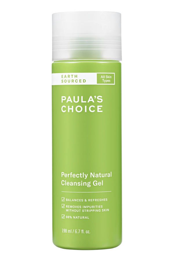 Earth Sourced: Perfectly Natural Cleansing Gel