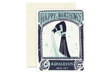 Zodiac Birthday Cards