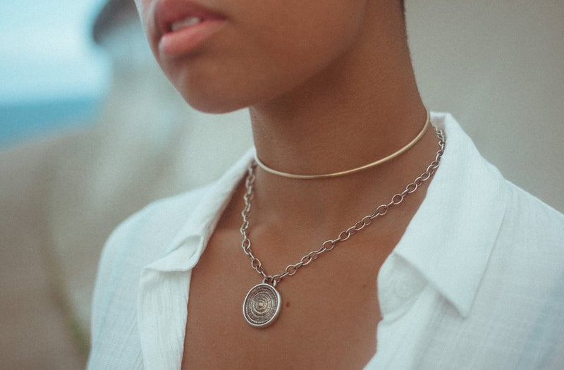 Costae Necklace