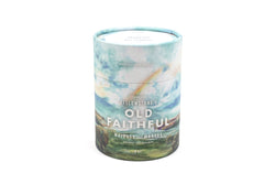 Yellowstone's Old Faithful Candle