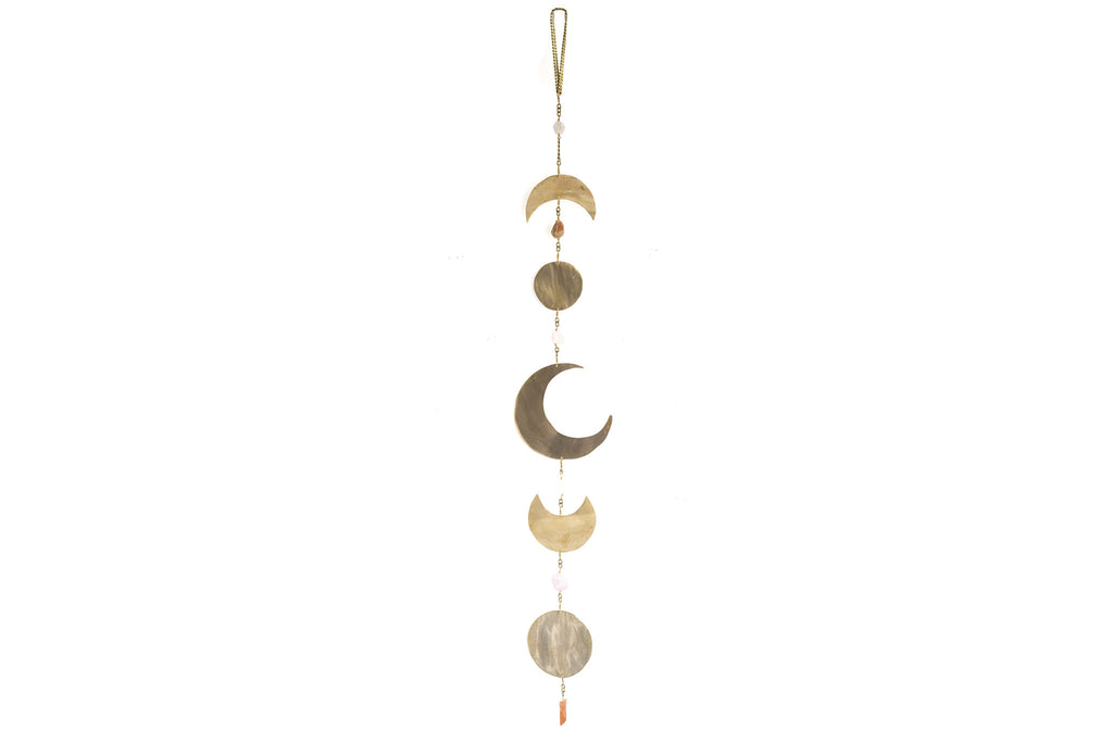 Earth + Moon Wall Hanging