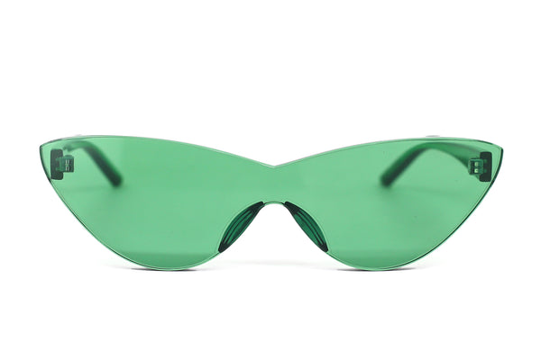 Seagrass Cat Eye Sunglasses