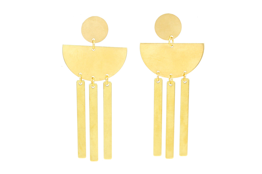The Athens Earrings