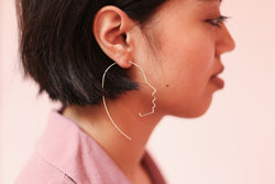 Side Profile Hoops