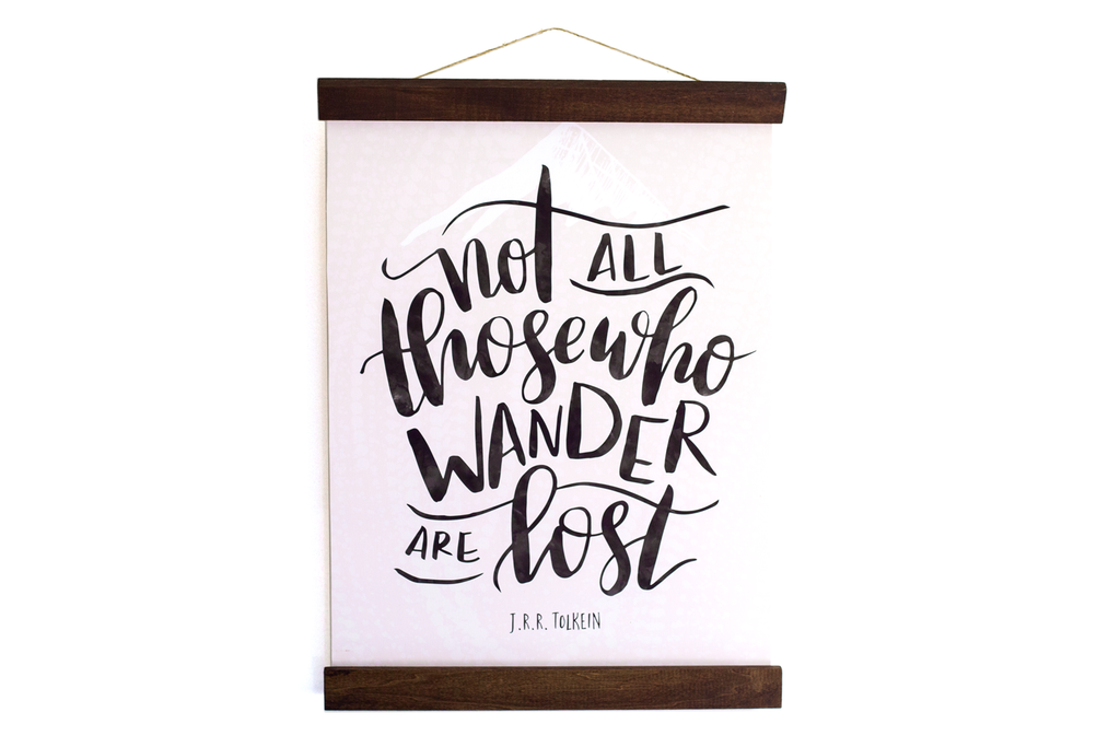 Wander Wall Hanging