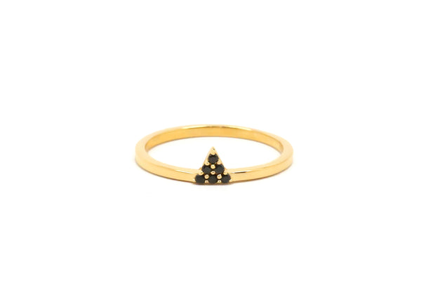 Ella Triangle Ring