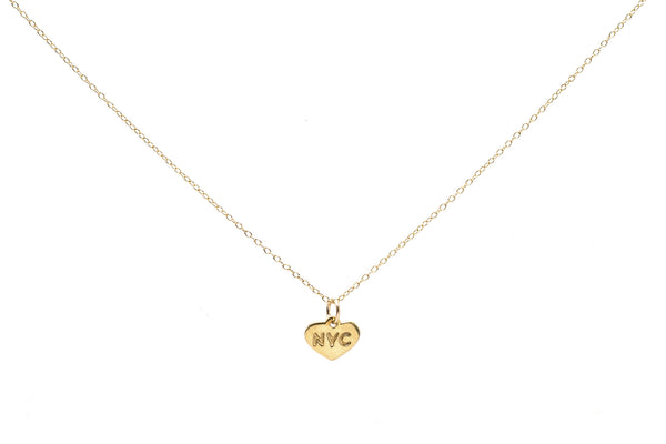 NYC Charm Necklace
