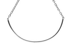 Closed Curves Necklace