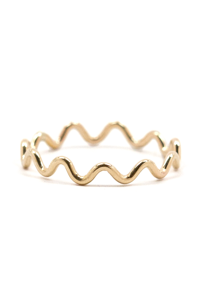 Meandering Ring
