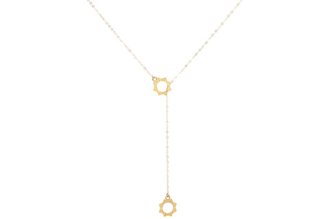 Ara Moon Phase Choker
