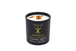 Swords Candle