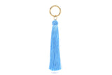 Circle Tassel Earring