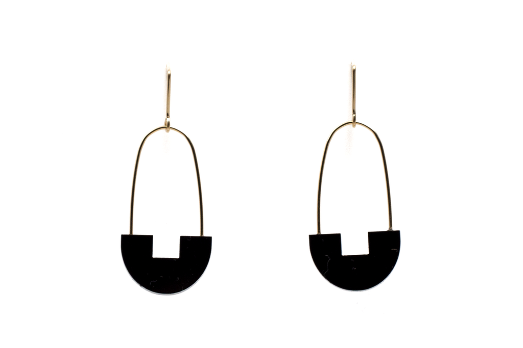 Hanging Boe Earrings